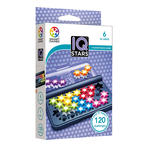 Игра - IQ Звезди